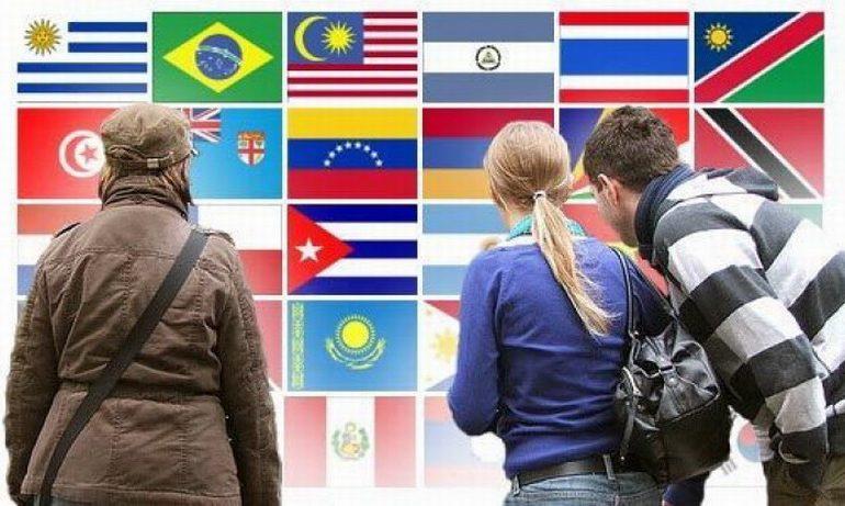 Страны по спискам